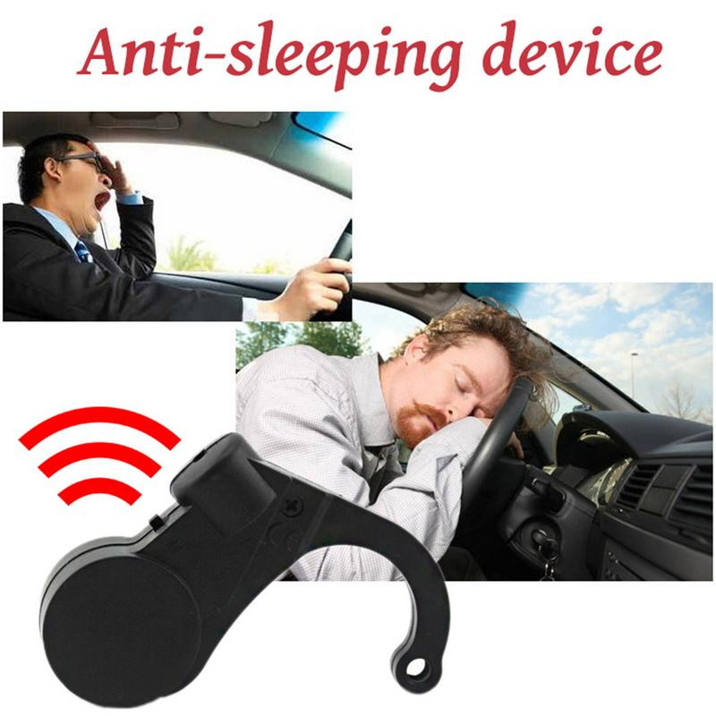 Car Anti-Sleeping Reminder Safety Driver Sleepy Device Safe Driving Helper Bring The Alarm On The Right Ear