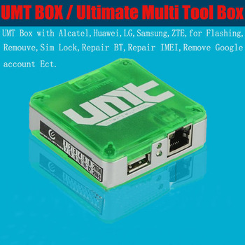 2018 Original UMT BOX Ultimate Multi Tool (UMT) Box UMT Box for samsung Alcatel Huawei Ect with 1pcs cable