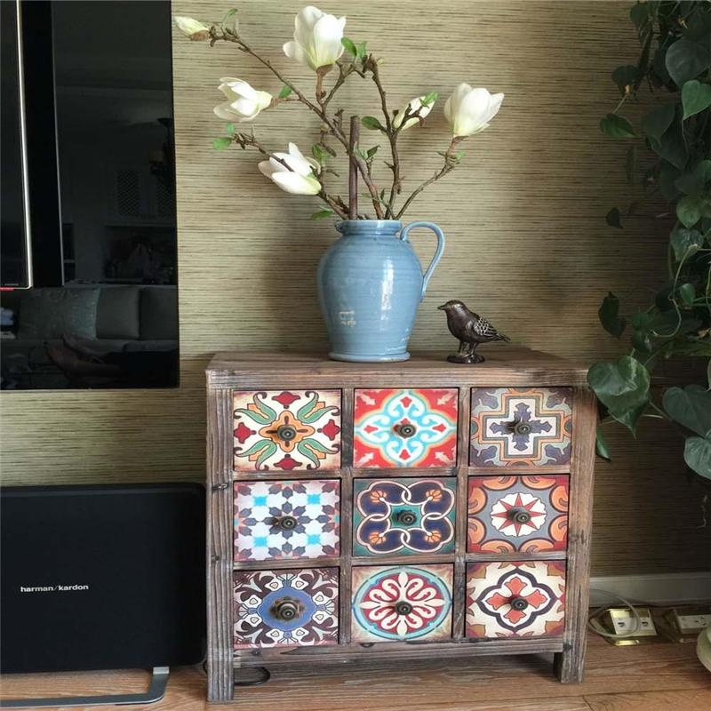 Dolap D Zenleyici Shabby Chic Cassettiera Legno Schrank Wooden Cabinet Furniture Mueble De Sala Organizador Chest Of Drawers
