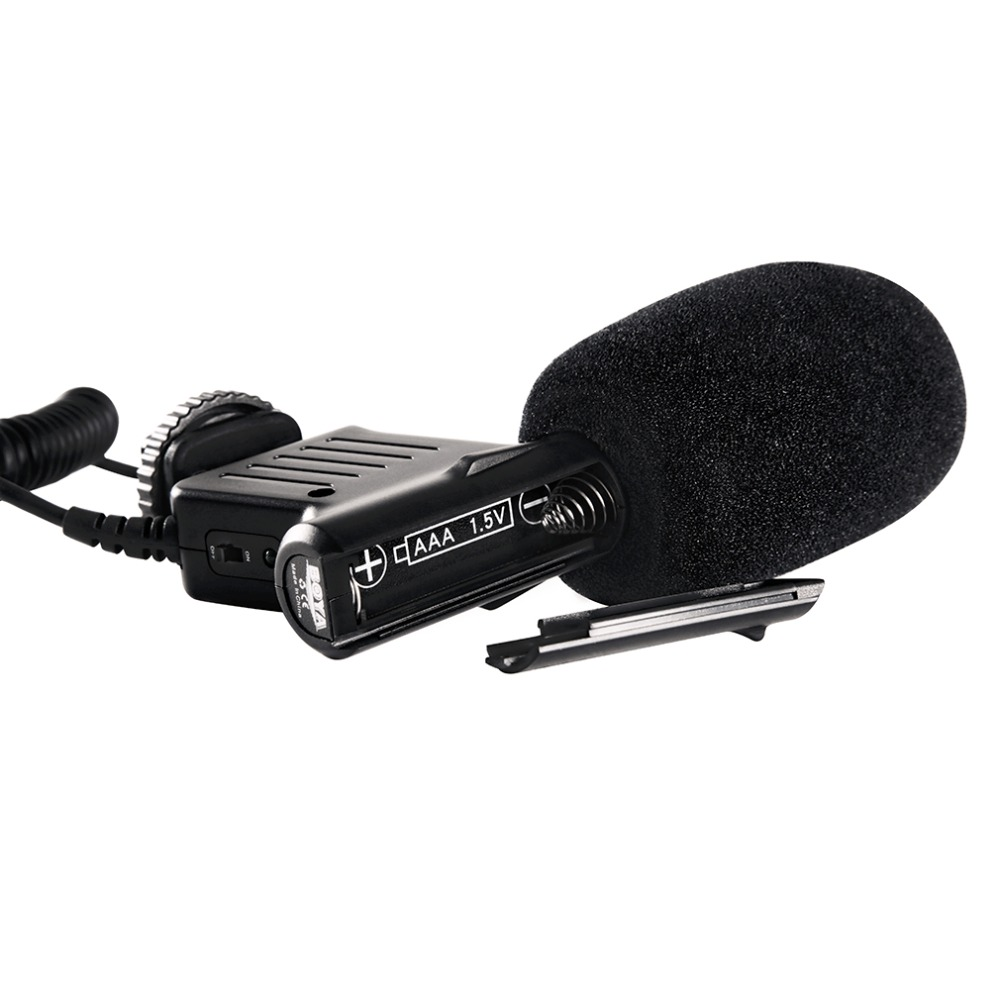 Original BOYA BY-VM01 Directional Condenser Microphone Video Broadcast For Nikon Canon Sony Penta Gopro Cameras High Quality 7