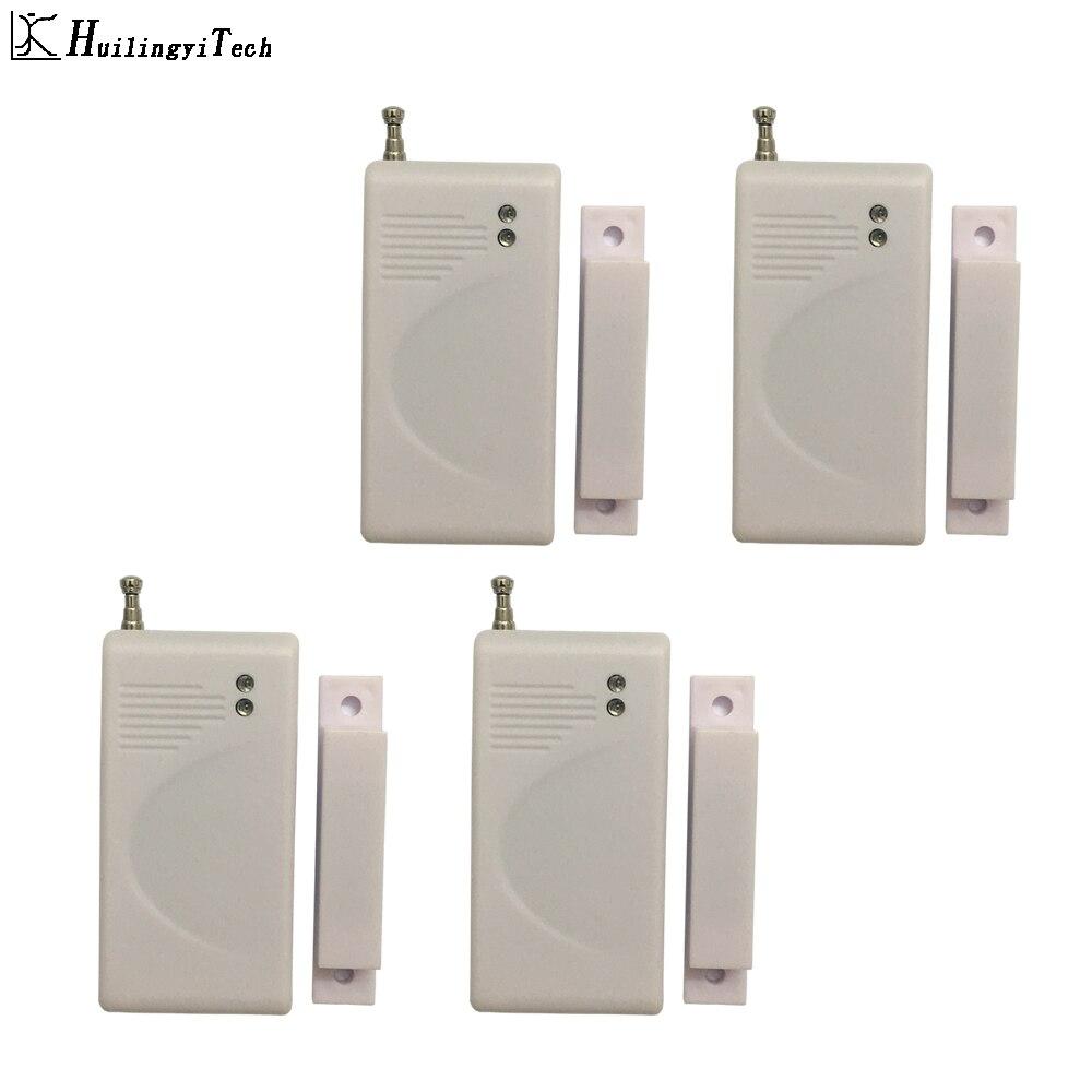 Sem fio Porta Janela Magnet Sensor Detector Para Sistema de Alarme Home Sem Fio