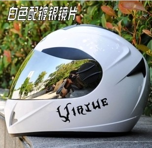 2016Virtue motorcycle helmet thermal double lens anti fog muffler scarf free shipping-in Helmets from Sports & Entertainment    1