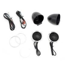 Som Automotivo Super Silk Dome Tweeter Speakers 25mm Car Power Loud Dome Tweeter Horn Loudspeaker for Car Tweeter Speaker 100W