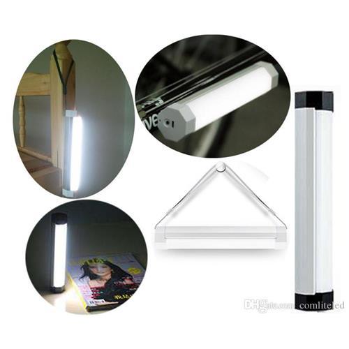 MINI rechargeable emergency LED tubes LED flashlights with strong magnetic 5V 2w emergency night walking mini night lights
