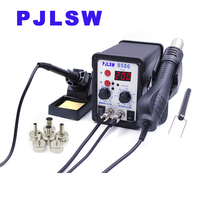 PJLSW 8586 700W ESD Soldering Station LED Digital Solder Iron Desoldering Station BGA Rework Solder Station
