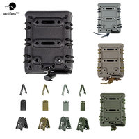 TACTIFANS Scorpion 7 62 Magazine Pouch Molle Ambidextrous Modular Rifle Tactical Fast Mag Pouch Belt Molle