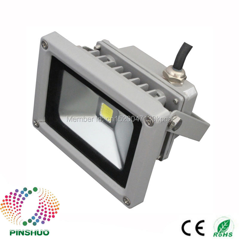 (8PCS / Lot) 3 års garanti Brigdelux Chip LED Floodlight 30W LED Flood Light Outdoor Tunnel Spot Bulb Lighting