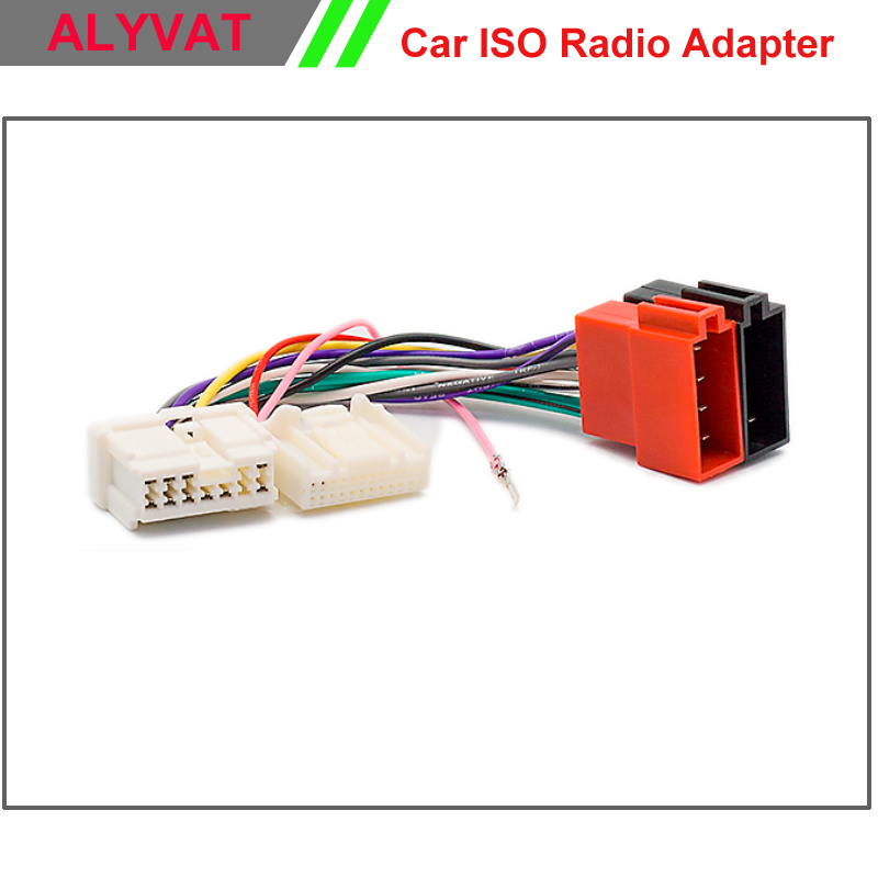 Car Audio Stereo Wiring Harness Adapter For Nissan Likewise Car Stereo