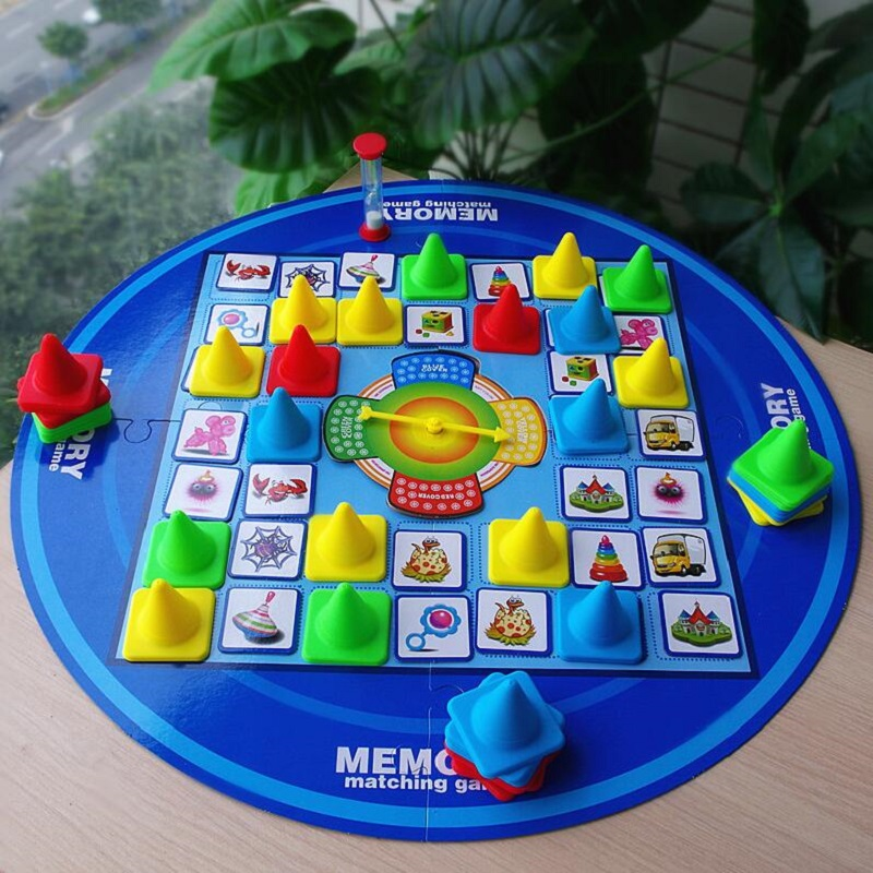 Fly AC Image Memory matching game parent child interaction ...
