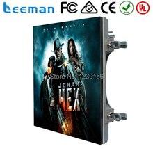 Leeman Малый шаг пикселя 3.9 мм крытый HD аренда светодиодного экрана с легкий корпус