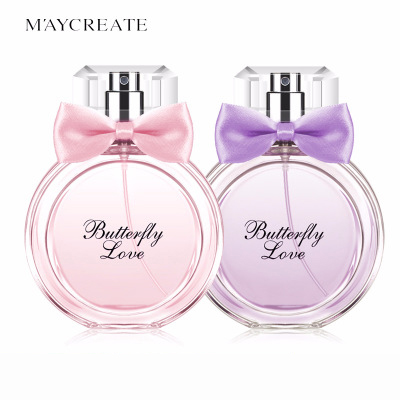 MayCreate 50ml Women Perfumed Romantic Flower Scent Fragrance Long Lasting Female Natural Antiperspirants Lady Parfum Original