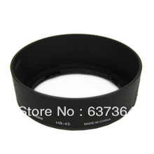 New HB-45 Lens Hood For Nikon AF-S DX 18-55mm f/3.5-5.6G VR D3100 D3000 D5100 J0121
