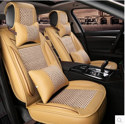 Best quality Full set car seat covers for Lexus NX 200 200t 300h 2017 2014 comfortable