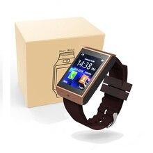 Mode bluetooth smart watch armbanduhr uhr sync notifier unterstützung smi/tf für iphone android samsung smartphones smartwatch