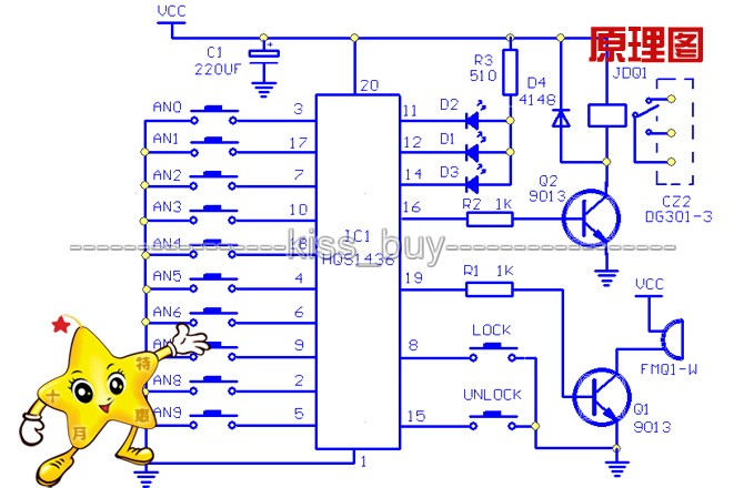 Wunderbar Einfache Elektronische Schaltungen Mini Projekt ...