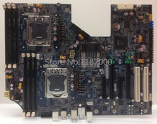 Motherboard for 460840-002 Z600 LGA 1366 well tested working