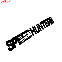 Universele SPEEDHUNTERS Voorruit Side Decal Vinyl Auto Sticker Decoraties(China)