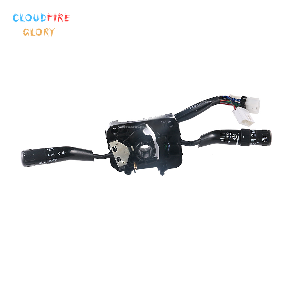 MR301406 Indicator Headlamp Switch Wiper Switch For <font><b>Mitsubishi</b></font> <font><b>Pajero</b></font> Montero 1990 1991 1992 1993 1994 <font><b>1995</b></font> 1996 1997 1998-2004 image