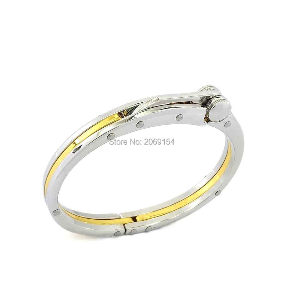 Металевий браслет для чоловіків - Модні прикраси - фото 5