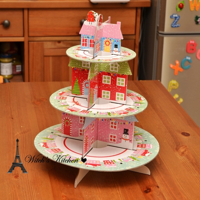Free shipping christmas house decoration cupcake stand - Gardeners supply company coupon code ...