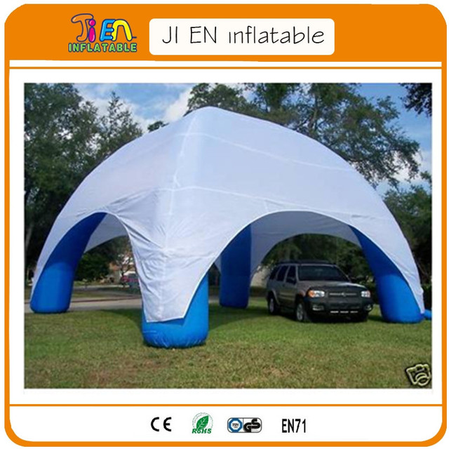 6mdia*4mH inflatable spider tentgiant inflatable air dome tent & 6mdia*4mH inflatable spider tentgiant inflatable air dome tent-in ...