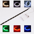 Battery Operated 30CM LED Strip Light SMD3528 LED  Light Strip Waterproof Craft Lights Bike Nightlight