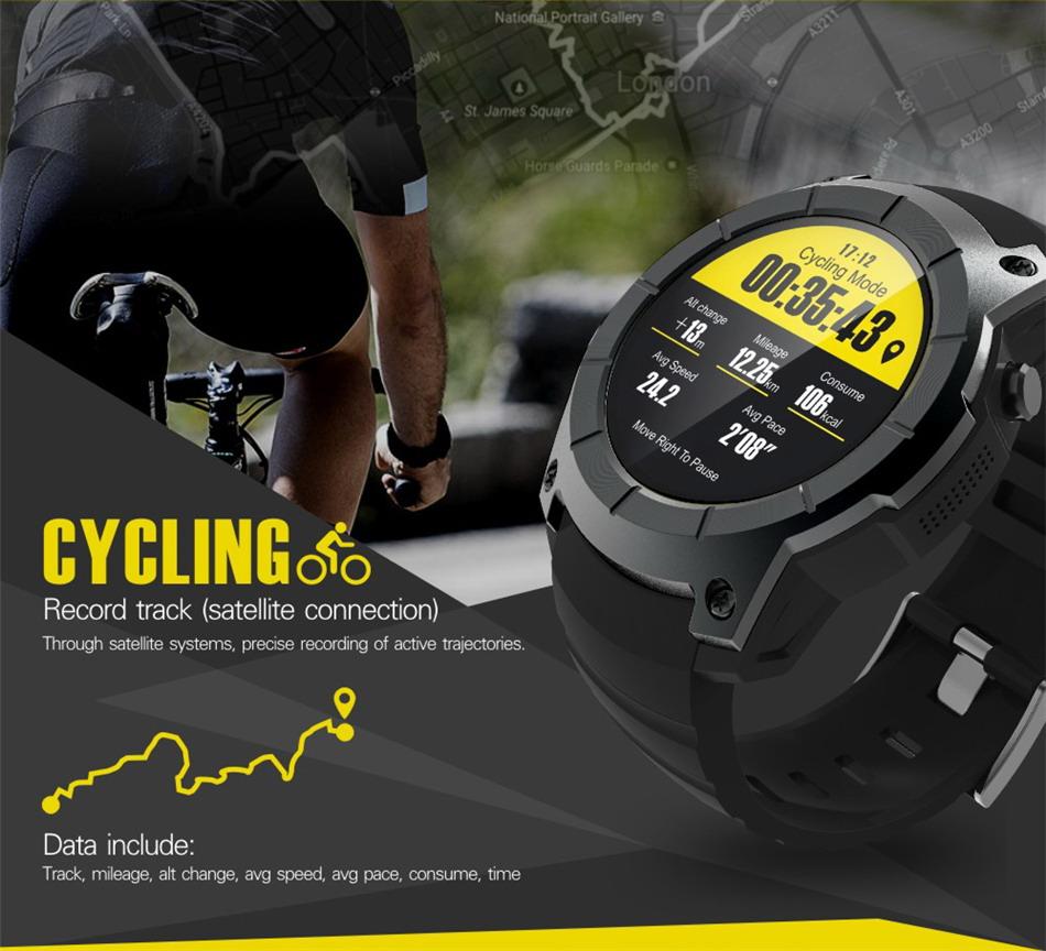 Makibes G05 GPS Smart Watch (6)