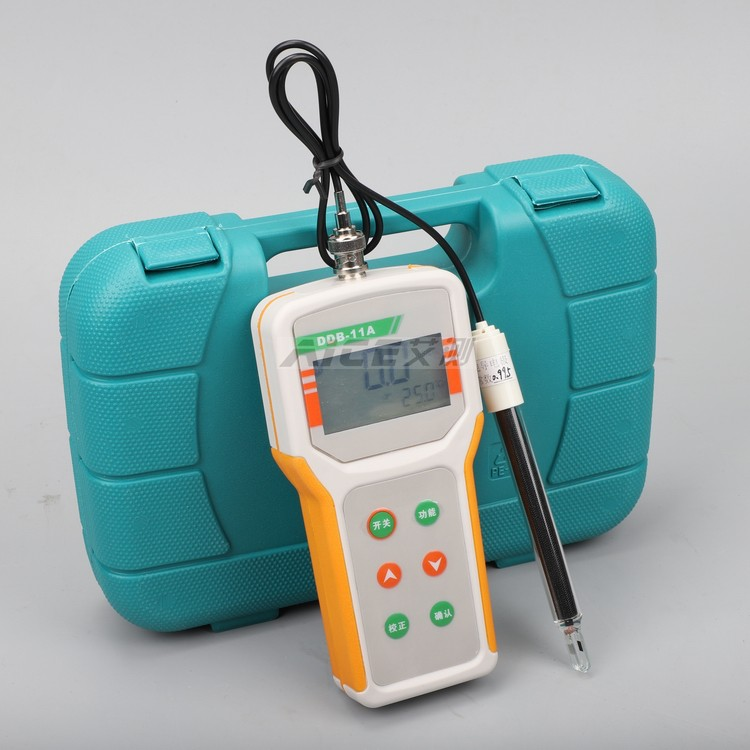 (könig Chunyu) Ddb-11a Mikrocomputer Tragbare Präzision Leitfähigkeit Meter/tester/detektor Reines Wasser Qualität