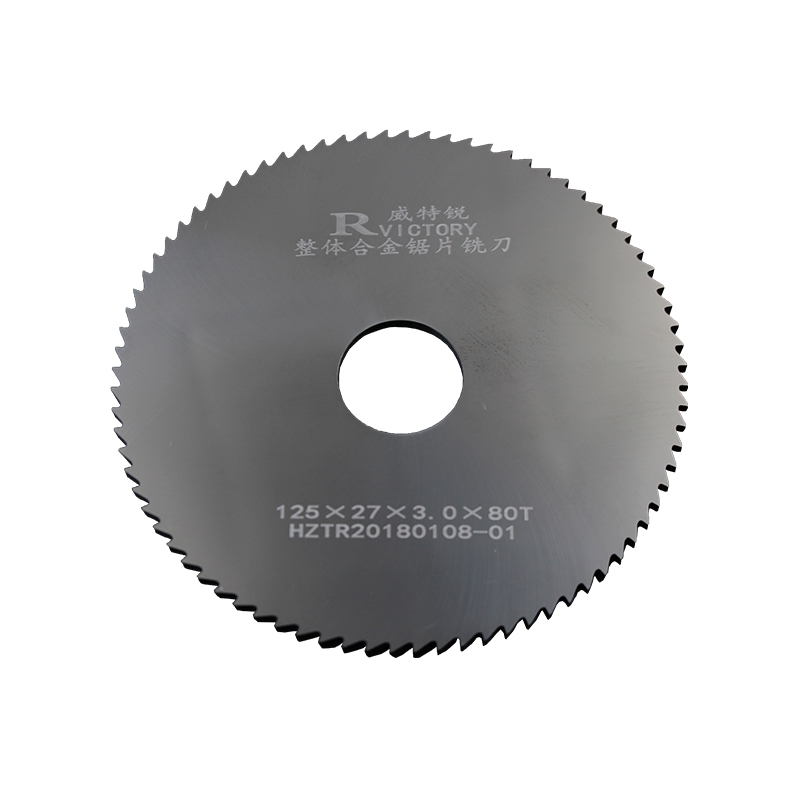 1PC Saw Blade Diameter 125mm High Quality Circular Saw Blade Cutting Blade Solid Carbide Milling Cutter Sawing Groove Wood Meta new bt50 sca32 90l circular saw blade cnc milling toolholder