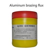 QJ201 Powder Paste Brazing Flux Copper Gas Welding Flux Silver Aluminum Copper Copper Alloy Solder