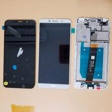 גרסה רוסית 5.45 אינץ עבור Huawei Honor 7A dua l22 7S DUA LX2 LCD תצוגת מסך מגע Digitizer עצרת עם מסגרת