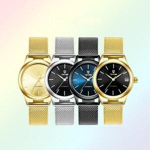 Image 3 - Luxury ยี่ห้อ TEVISE ผู้หญิงนาฬิกาสร้อยข้อมือนาฬิกาผู้หญิงกันน้ำกันน้ำนาฬิกาข้อมือนาฬิกาสำหรับสตรี