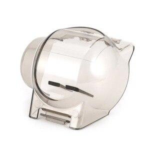 Image 1 - Прозрачный защитный чехол для объектива камеры, Защитная крышка с шарнирным замком, крышка, чехол для RC DJI Mavic Pro/Platinum Drone Parts
