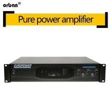 2U professional power amplifier EP4000 pure rear 650W subwoofer amplifier ktv stage power amplifier