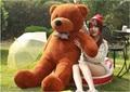 Encantador del envío libre gigante de peluche osos de peluche/oso de peluche de juguete grande/grande del oso de peluche/enorme oso de peluche oso 100 cm