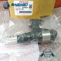 Injetor de combustível diesel novo original 23670-e0050 de 4 pces  095000-6350  095000-6353  23910-1440