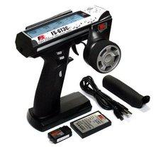 Wholesale Flysky FS-GT3C FS GT3C 2.4G 3CH RC CAR System /w battery GR3E Receiver Radio Controller цена