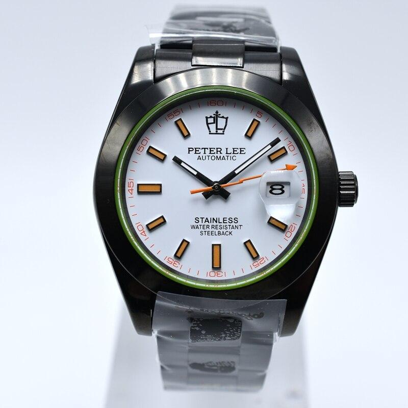 HTB1o6gyanlYBeNjSszcq6zwhFXa7 PETER LEE Nautilus Review | Mens Luxury Watches | Luxury Brand Male Clocks Full Steel Band 40mm Waterproof Automatic Mechanical Classic Elegant Business Men Wristwatch