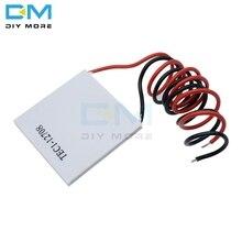 TEC1 12708 TEC1-12708 Heatsink Thermoelectric Cooler Cooling