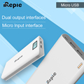 Portable External 18650 Power Bank 20000 mah with LCD Display for Xiaomi PowerBank  20000mah Battery Charger for samsung