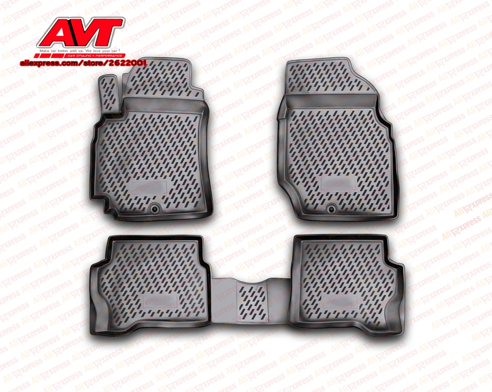 Aliexpress Com Buy Floor Mats For Nissan Almera Classic