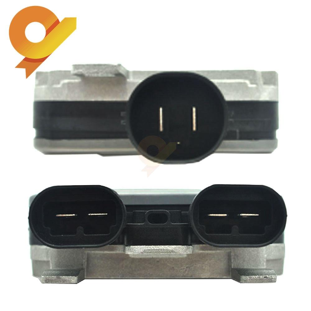 Radiator Cooling 2 Fan Control Module For Ford Edge Flex Lincoln Mks Mkx 3 5l 3 7l 7t43 8c609 Ba