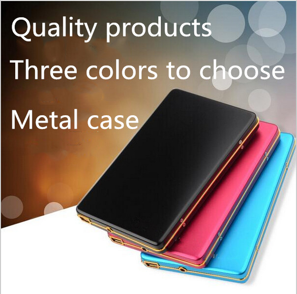 "Hot! New 2019 Hard disk 500G hdd externo 2.5 ""2.0 Portable USB Hard Drive hdd External Hard drives 1TB 2TB HDD Free shipping-in External Hard Drives from Computer & Office"