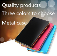 Hot! New 2019 Hard disk 500G hdd externo 2.5 2.0 Portable USB Drive External drives 1TB 2TB HDD Free shipping