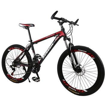 Venta flash KUBEEN bicicleta de montaña marco de aluminio 21 ...