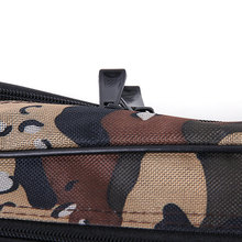 Foldable Fishing Rod Bag 120cm Portable Tackle Bags Case Tube Storage Organizer Backpack Fishing Accessory