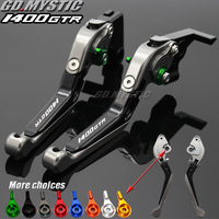 Motorcycle Brake Clutch Levers For Kawasaki GTR1400 CONCOURS GTR 1400 2007 2008 2009 2010 2011 2012 2013 2014 2015 2016