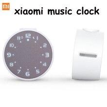 2016 Original Xiaomi mi Reloj Despertador de la Música Portátil de Altavoces Bluetooth 4.1 10 M 2600 mah Standby 360 Horas Despierta Por música