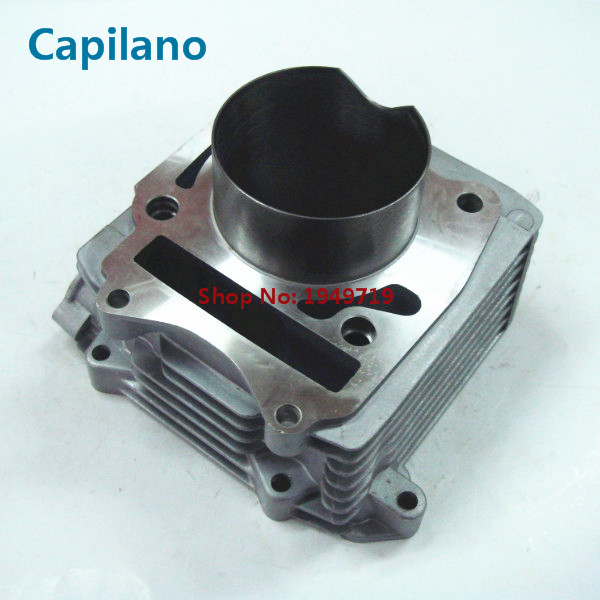 Motorcycle Engine Parts Std Cylinder Bore Size 66mm: Motorcycle / ATV Raider 150 FU150 Modified Cylinder Block
