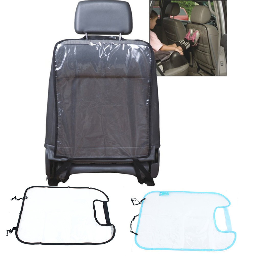 Waterproof Car Auto Seat Back Protector Cover Backseat For Children Babies Kick Mat Protects From Mud Dirt Quality
